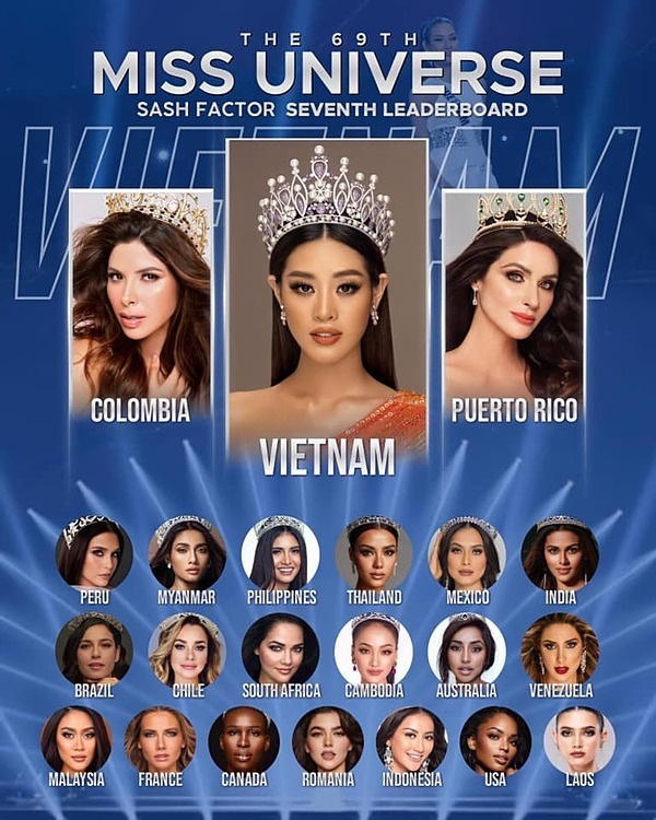 Vietnam's representative bewitching in evening gowns ahead of Miss Universe 2021
