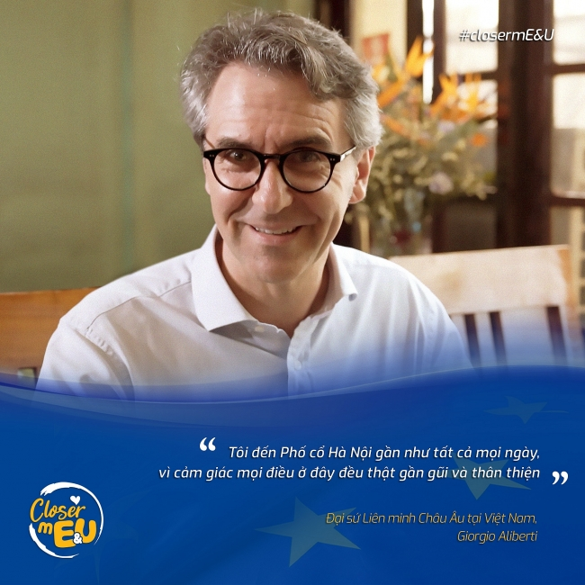 EU ambassador with love for Vietnamese cuisine