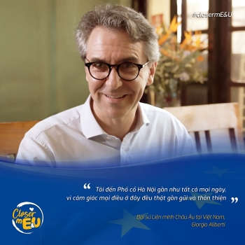 EU ambassador with love for Vietnamese cuisine