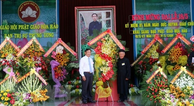 Vietnam guarantees equality and non-discrimination based on religion or belief