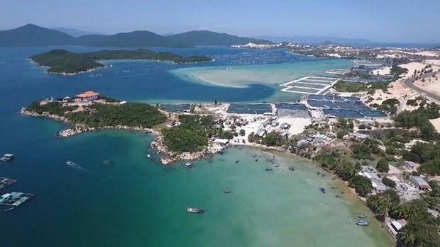 Khanh Hoa seek PM's backing for two liquefied natural gas projects