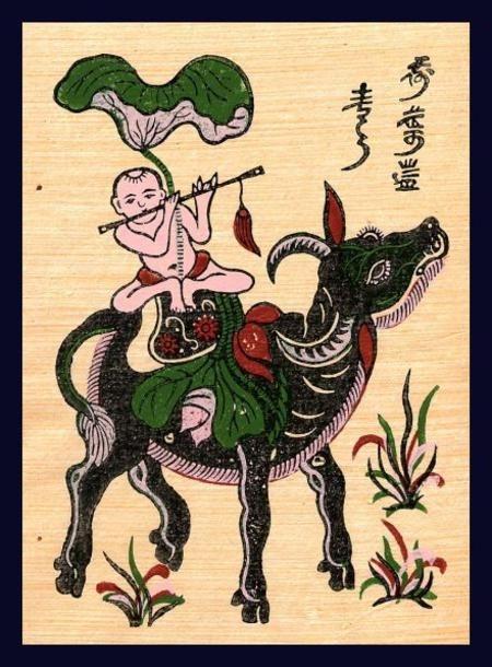 Vietnamese folk paintings raise awareness of Covid-19 prevention