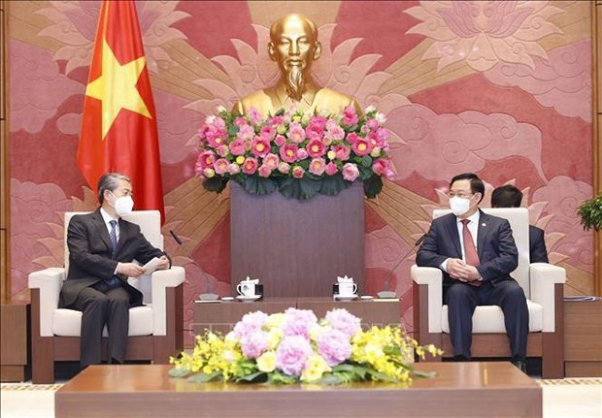China supports Vietnam's policy of pursuing socialism