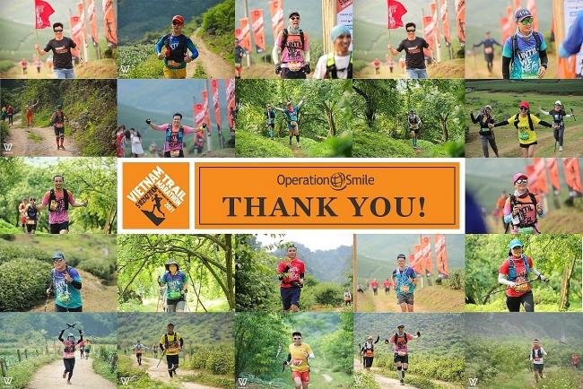 37 children receive life-changing surgery thanks to Vietnam Trail Marathon 2021
