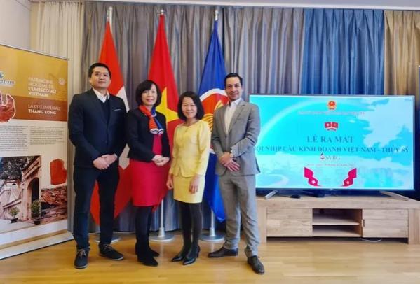 Switzerland-Vietnam business group to establish representative board in Vietnam