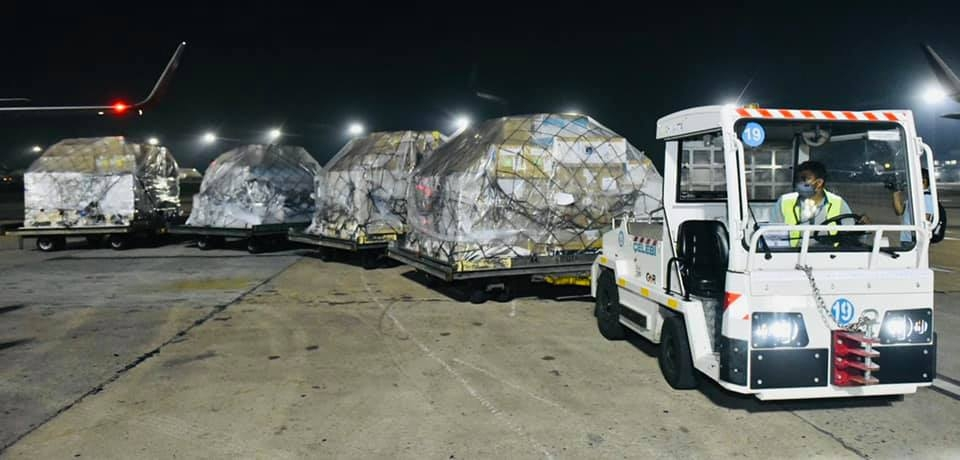 Covid-19 fight: Ventilators, oxygen concentrators from Vietnam arrived in India