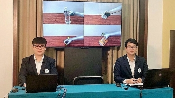 Vietnamese students earn prizes at largest global highschool STEM competition