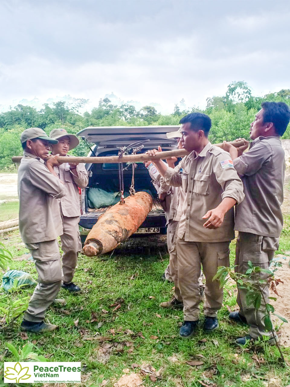 Foreign-funded projects help Vietnam deal with unexploded ordnance