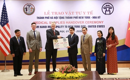 US Ambassador Kritenbrink: Vietnam has been proactive and transparent in Covid-19 information