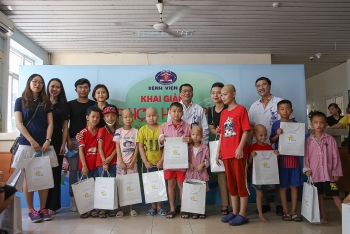 vcf launches program to support children with cancer