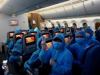 344 vietnamese citizens repatriated from australia and new zealand