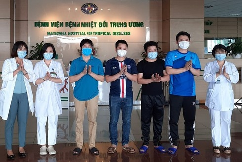 936 of vietnamese patients recovered from covid 19