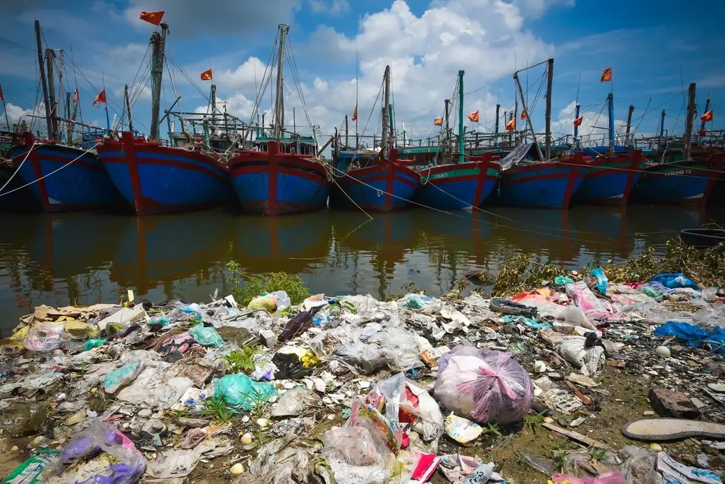 norway quang ninh undp join hands to tackle waste and plastic pollution
