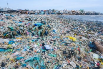 norway vietnam and undp join hands to tackle waste plastic pollution