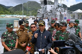 indonesia rejects chinas offer for east sea talks says nine dash line puts its interests at risk
