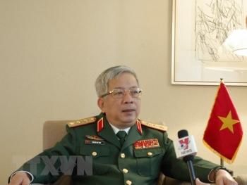 vietnam japan hold deputy defence minister level phone talks