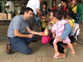 belgium supports covid 19 fight in vietnams central preschools