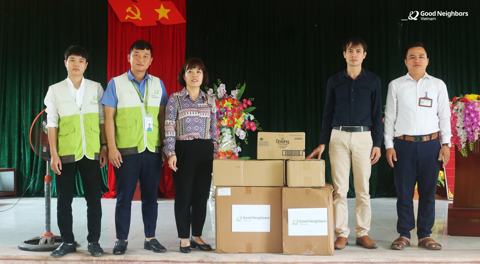 korean ngo support covid 19 response in province bordering china
