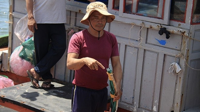 Vietnam protests China for attacking Vietnamese fishing boat, demands compensation