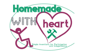 homemade with heart make life easier for people with disabilities