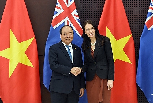 Congratulations extended on 45-year Vietnam-New Zealand ties