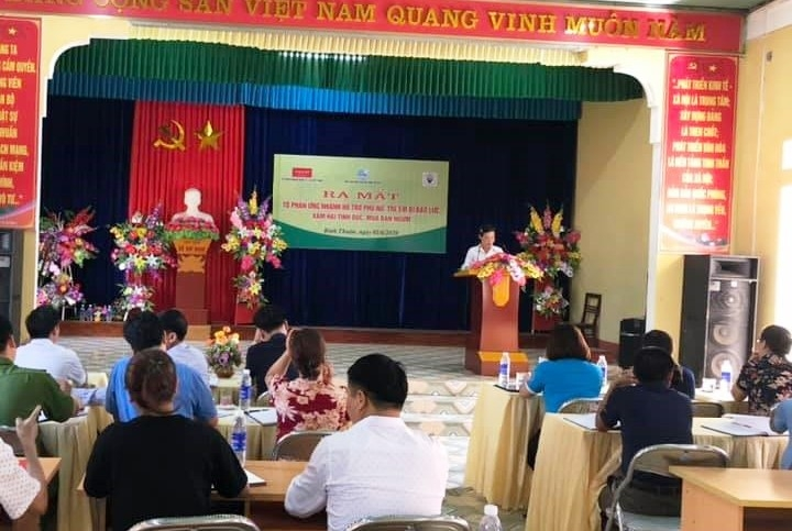 violence emergency response team launched in yen bai nghe an provinces