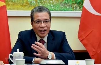Vietnam, Turkey seek measures to forge ties amid pandemic