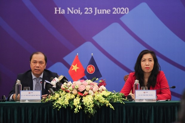 asean summit on june 26 to concentrate on addressing covid 19