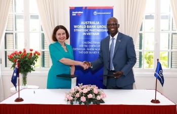 wb australia to support vn mitigate covid 19 impacts and facilitate economic recovery