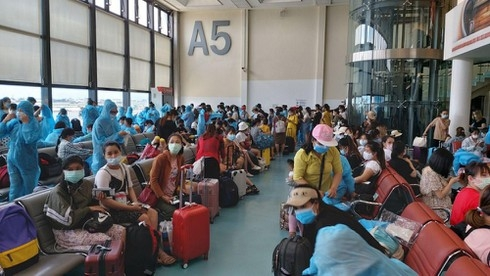 about 700 more vietnamese repatriated from japan taiwan china