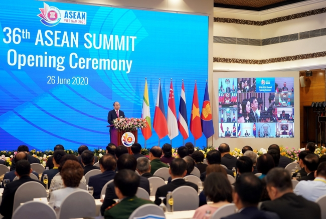 """PM Nguyen Xuan Phuc's remarks at ASEAN-36 Summit""""s opening ceremony"""