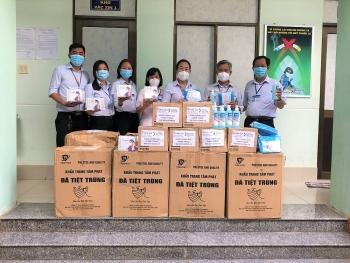 Int'l organisations assists Vietnam's localities battle Covid-19