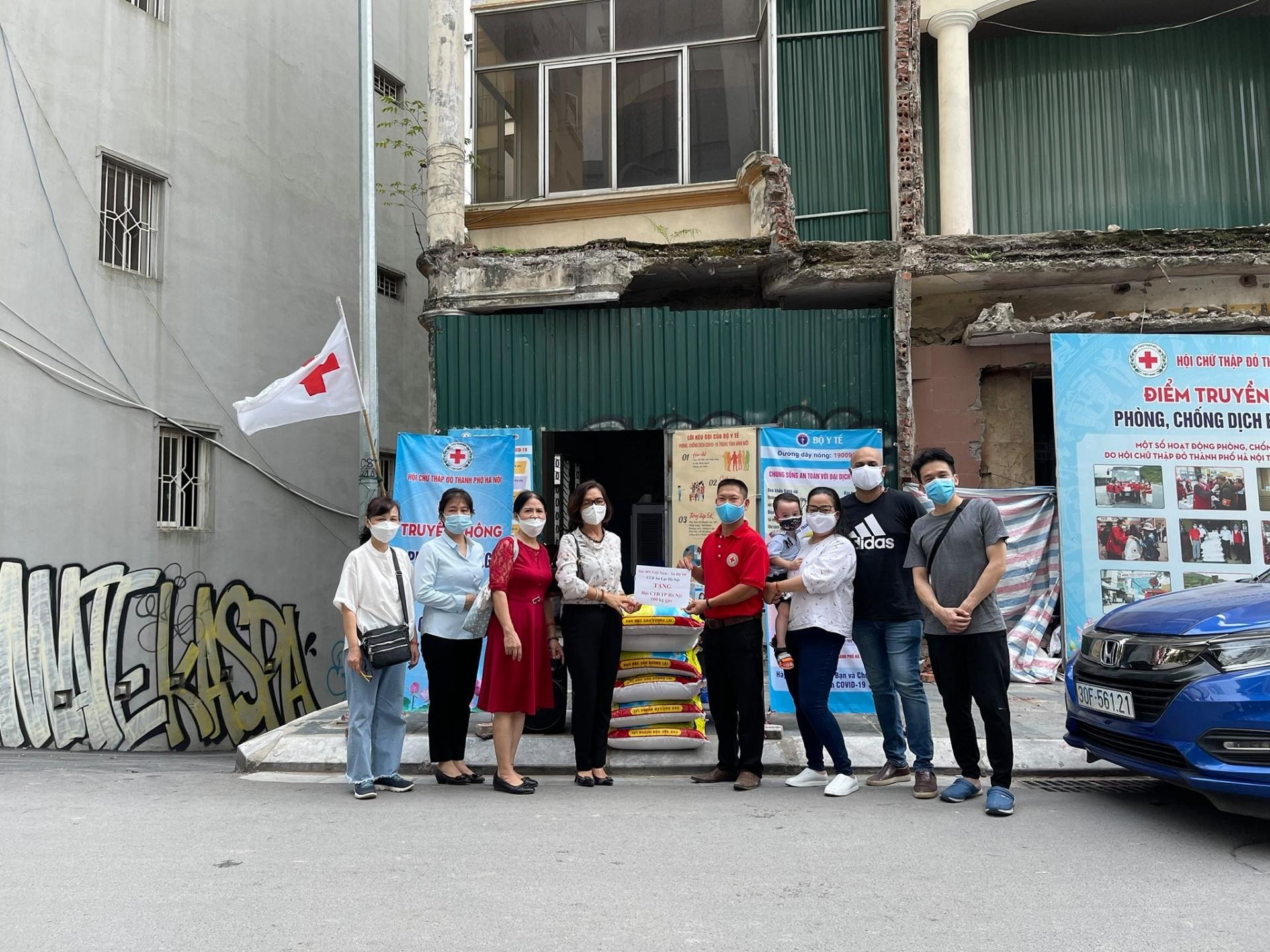VUFO raises USD 17.300 supporting Covid-19 fight