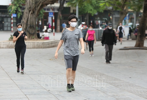 Need-to-Know tips for wearing a mask while exercising