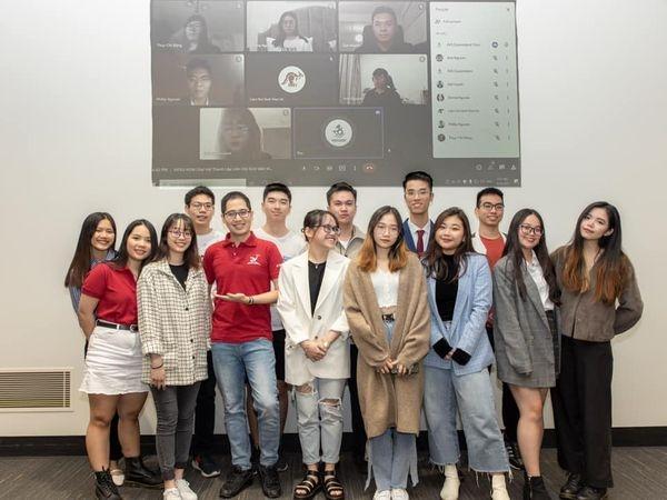 Vietnamese Students Association in Queensland (Australia) established