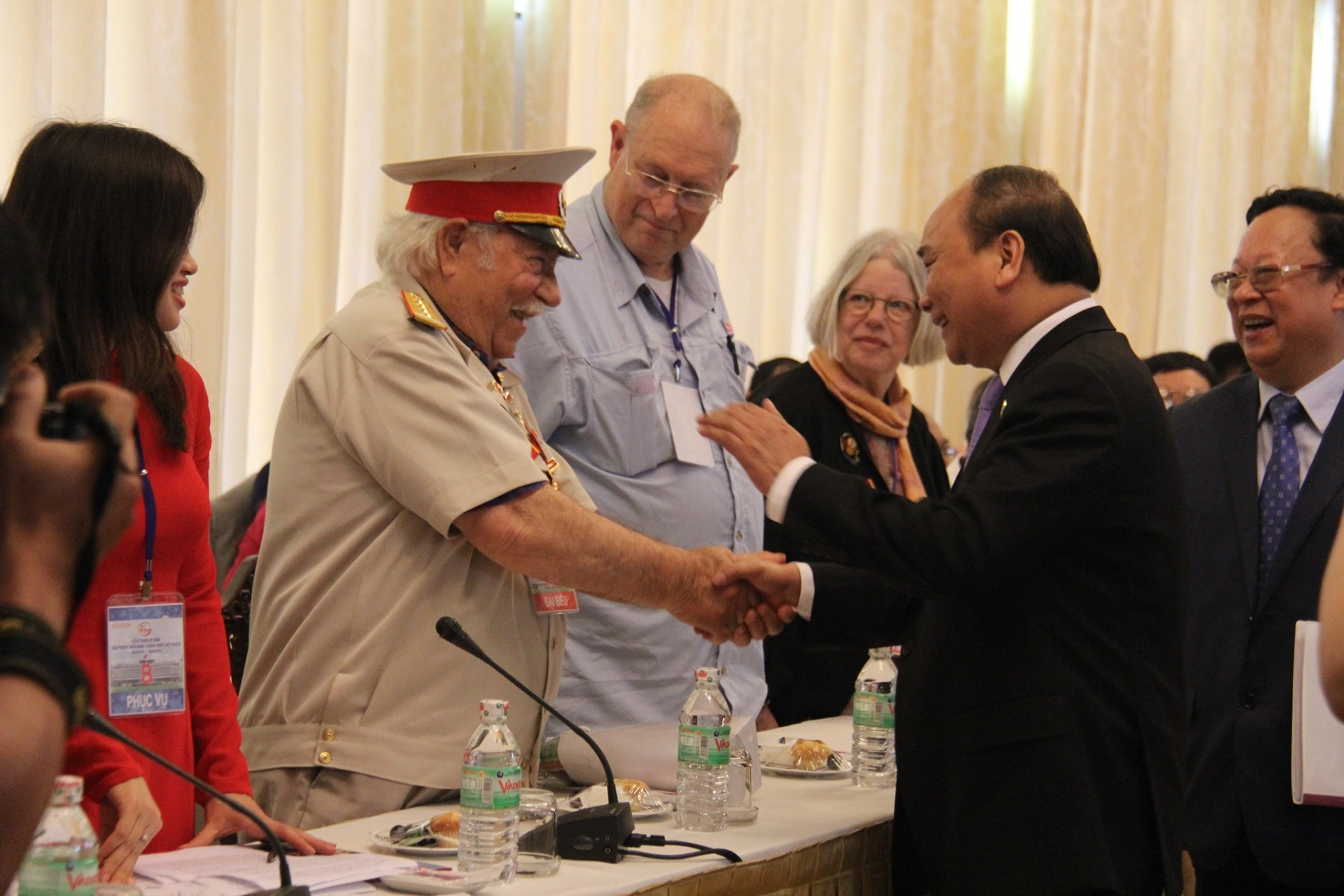 The life fighting for Vietnam of Greek hero Kostas Sarantidis