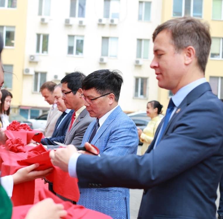 Honorary Consulate of Vietnam in Odessa opened