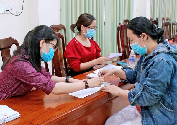 More contributions for Vietnam's Covid-19 prevention and recovery efforts