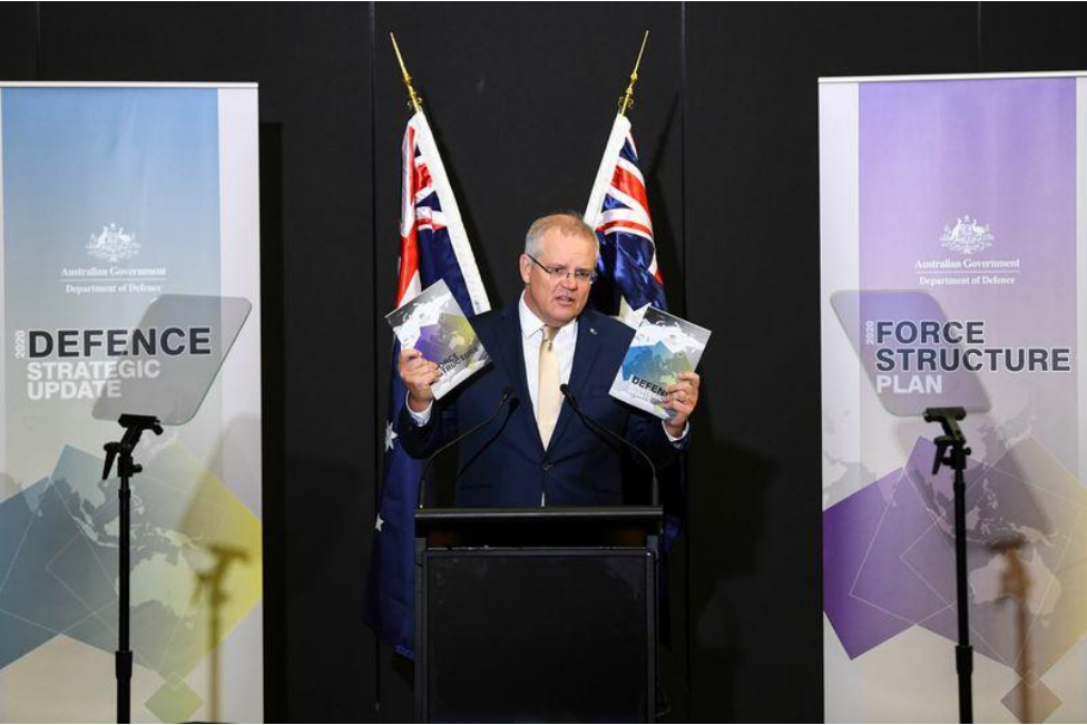 australia to boost defense spending with focus on indo pacific