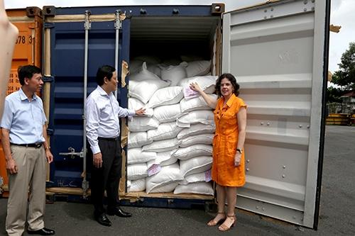 covid 19 5000 tonnes of rice delivered fo cuba