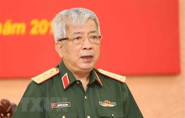 Vietnam, US intensify exchange of experience in peacekeeping activities