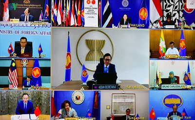 ASEAN, China agree to go ahead with negotiations on Code of Conduct in East Sea