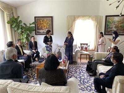 vietnam takes on chairmanship of asean committee in bern