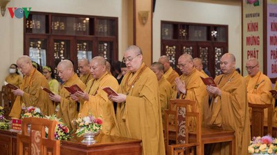 Religions in Vietnam are completely protected