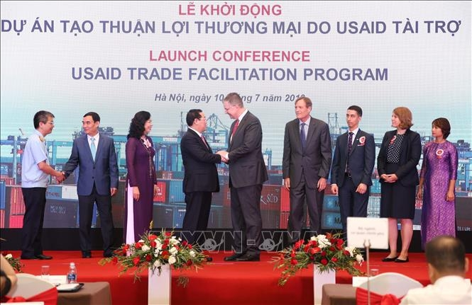 hanoi plays an important role in promoting vietnam us economic and trade ties
