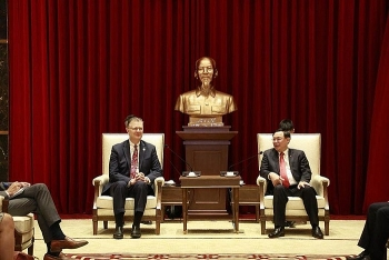 hanois important role in promoting vietnam us economic and trade ties