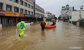 flood in china vietnamese pm extends sympathy