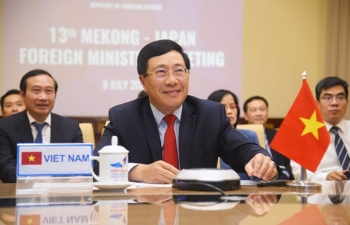 mekong japan ministerial conference discusses covid 19 response