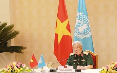 UN acknowledges Vietnam peacekeepers' COVID-19 combat efforts