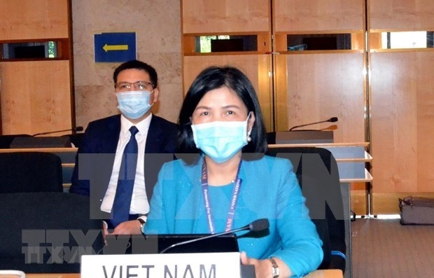 Vietnam actively engages in UN Human Rights Council's 44th session